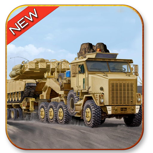 Army Cargo Truck Driving (game)