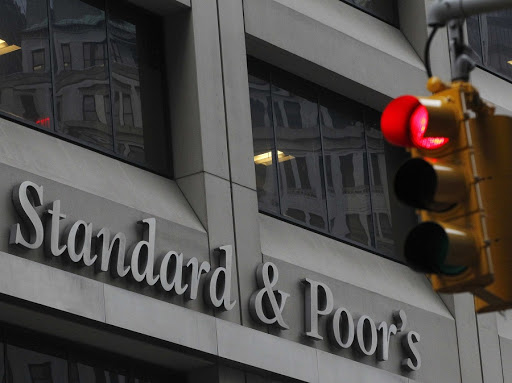 S&P Global Ratings. Picture: REUTERS/BRENDAN MCDERMID