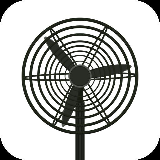 Ezzz Sleep Fan - White Noise Fan Sounds