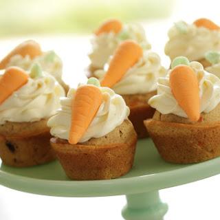 Beth's Carrot Cake Cupcakes