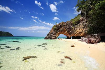 Snorkel Trip to the Island Paradise of Koh Lipe by Speed Boat from Pakbara Pier