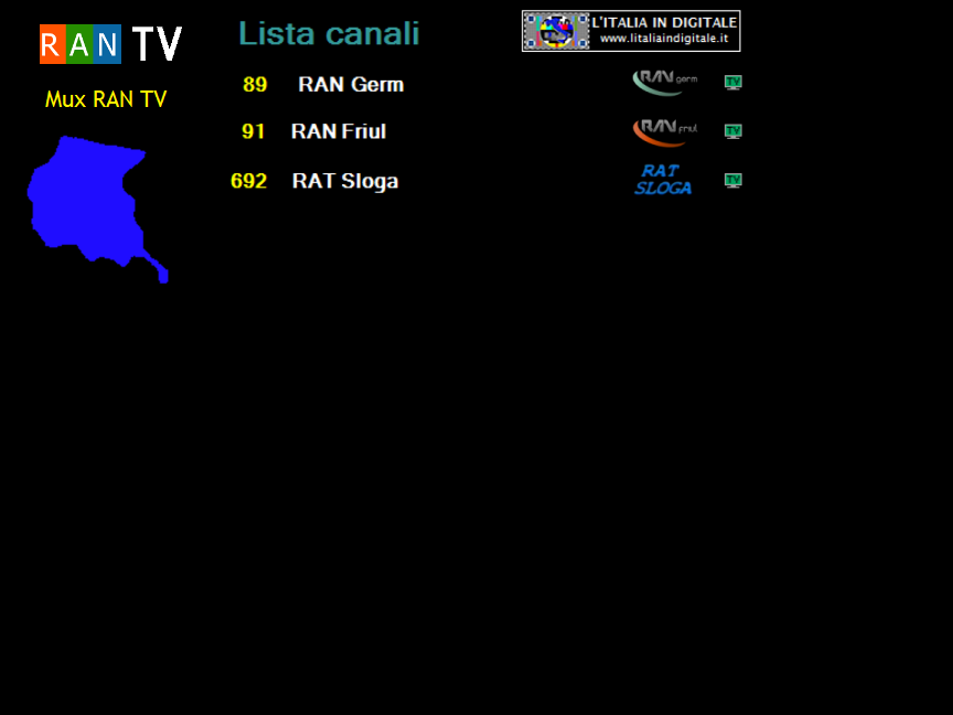 MUX RAN TV