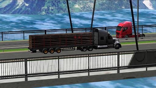 Truck Simulator PRO 2017  screenshots 4