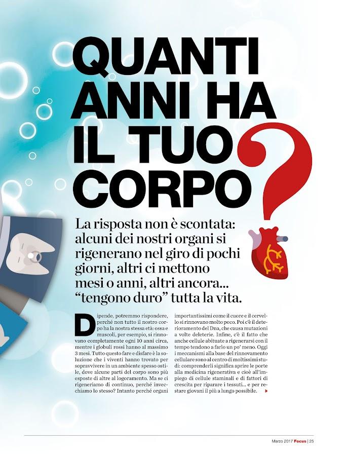 Focus Italia- screenshot