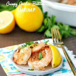 Crispy Garlic Shrimp Recipes.