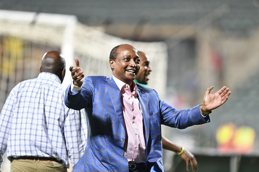 Motsepe family pledges R1bn towards fight to help curb spread of Covid-19