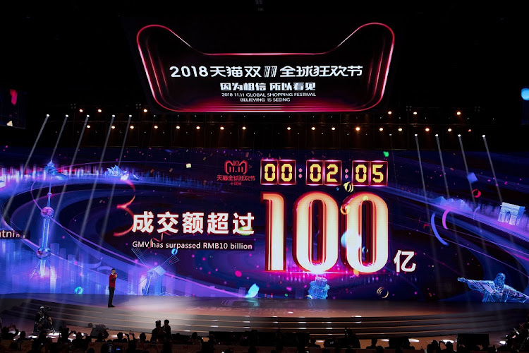 Image result for alibaba singles day 2018