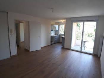 Appartement 2 pièces 39,21 m2
