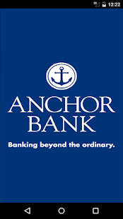 Anchor Bank Mobile Application- screenshot thumbnail