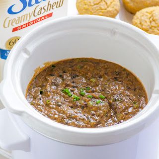 Creamy Black Bean Dip