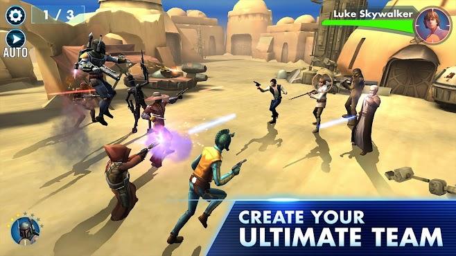 Star Wars: Galaxy of Heroes v0.2.110292 [Mods]