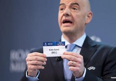 Javier Zanetti had de Champions League-loting letterlijk in de hand