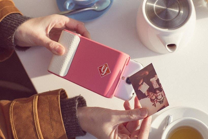 Prynt Case turns your smartphone into an instant camera