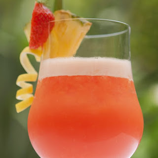 An Easy and Fruity Rum Runner.
