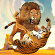 Ultimate Lion Vs Tiger: Wild Jungle Adventure