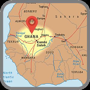 Ghana Map Android Apps On Google Play - Ghana map