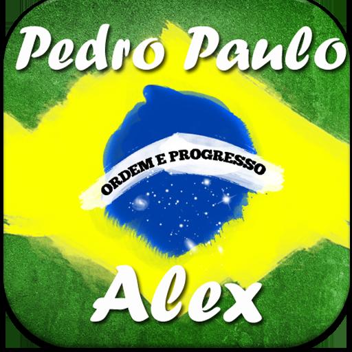 Pedro Paulo e Alex palco 2016