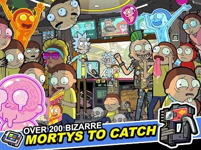 Pocket Mortys MOD (Unlimited Money) 10