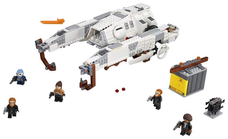 Contenido de Lego® 75219 Imperial AT-Hauler™