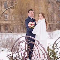 Wedding photographer Yuliya Afanaseva (JuZaitseva). Photo of 01.01.2017