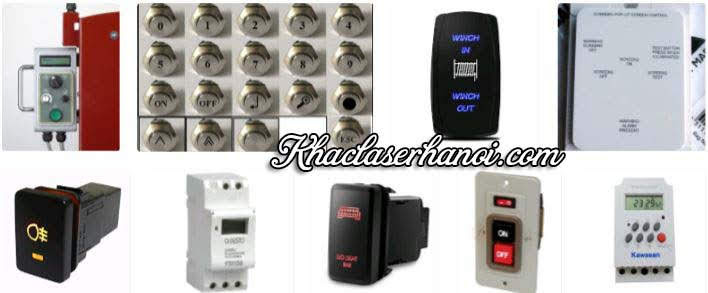 Dịch Vụ Khắc Laser Điều Khiển Tủ Điện Chất Lượng. Hotline: 0961212830