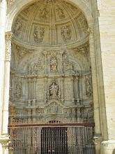 Photo: Façade de la cathédrale