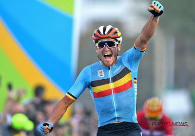 Le monde du football belge félicite Greg Van Avermaet