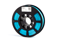 Kodak Light Blue PLA+ Filament - 2.85mm (0.75kg)