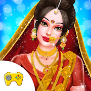 Game Indian Gopi Fashion Doll Makeover Spa Salon APK for Windows Phone