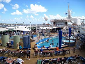 Photo: Pool deck