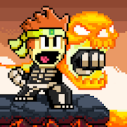Dan the Man: Action Platformer MOD APK 1.2.90 (Unlimited Money)