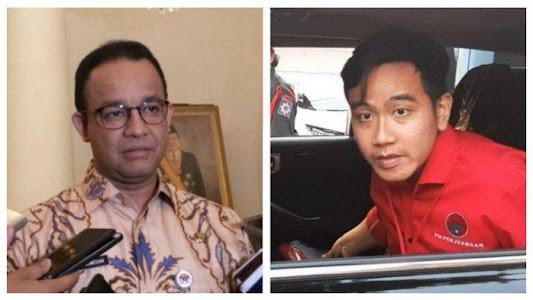Arief: Hanya Gibran yang Bisa Saingi Anies di Pilkada DKI Mendatang - Tribunnews.com