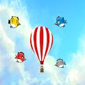 Super Balloon Bird Pop icon