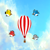 Super Balloon Bird Pop