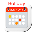 Indian Holiday Calendar 2017-2018 APK