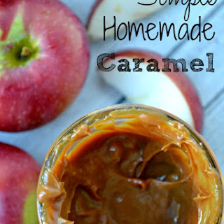 Simple Homemade Caramel