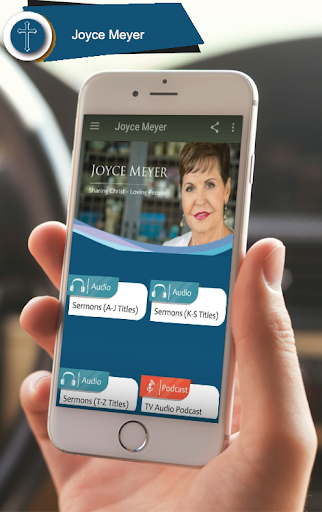 Joyce Meyer - audio and podcast App Report on Mobile Action - App
