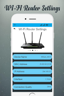 WiFi Router Settings – All WiFi Router Setup for PC