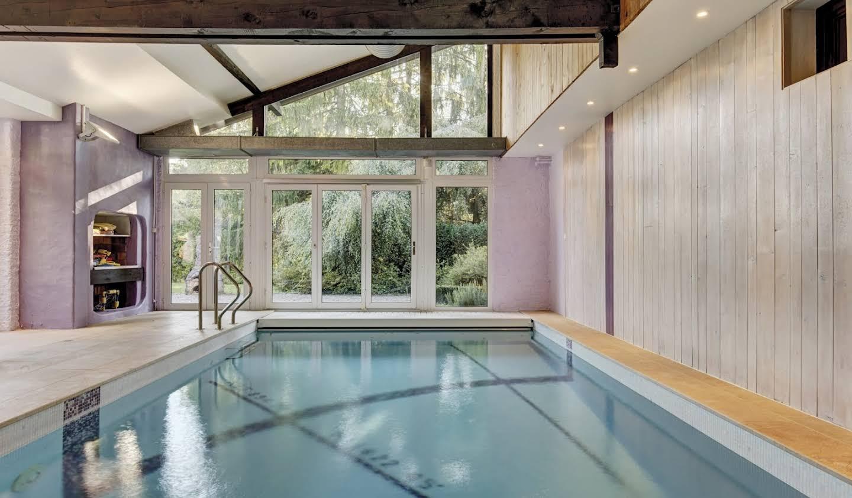 Property with pool Saint-Paul-en-Chablais