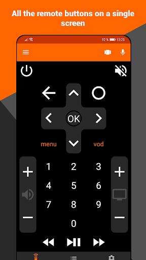 Livebox Remote screenshot 1