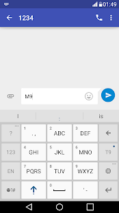 How to mod Theme M9 for LG Keyboard 1.1 apk for bluestacks