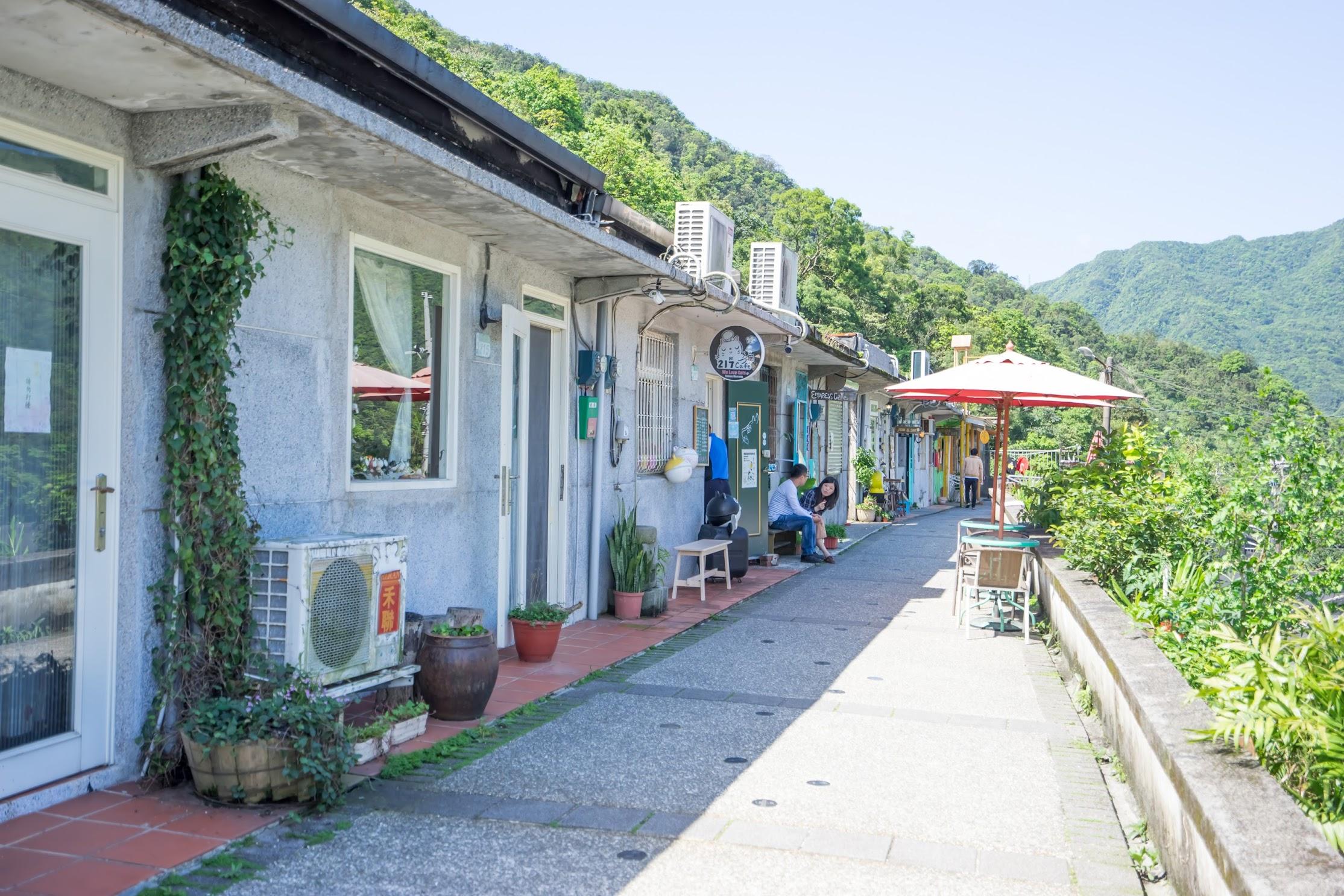 平渓線 猴硐 猫カフェ