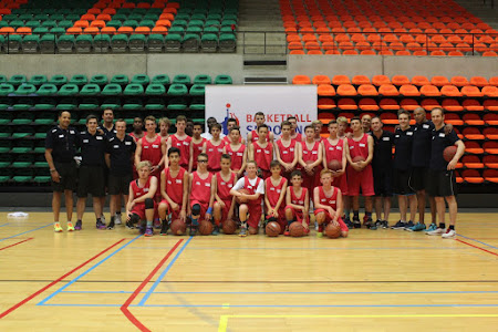 Basketball Shooting Skills Camp foto