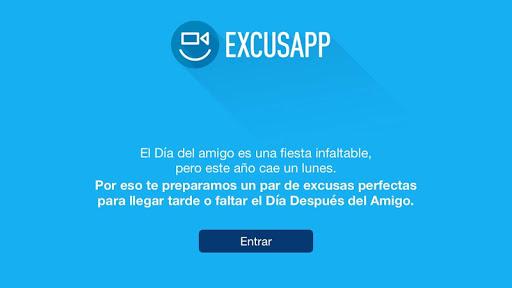 Excusapp