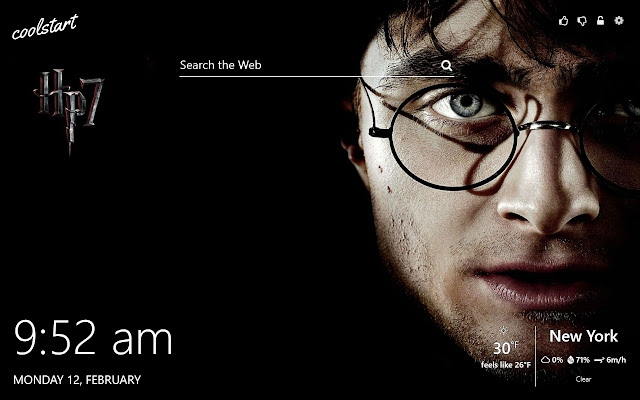 Harry Potter Wallpapers Hd New Tab Theme