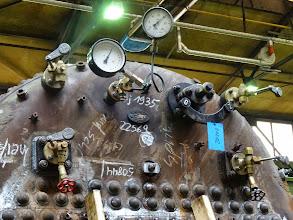 Album Archive - DLW Meiningen: Wasserdruckprobe, 20. September 2013