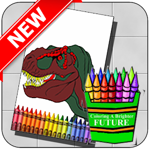 Dinosaurs Coloring Book APK Download For Android