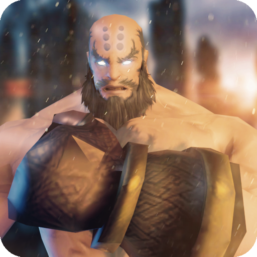 Super Hero Street Fighter