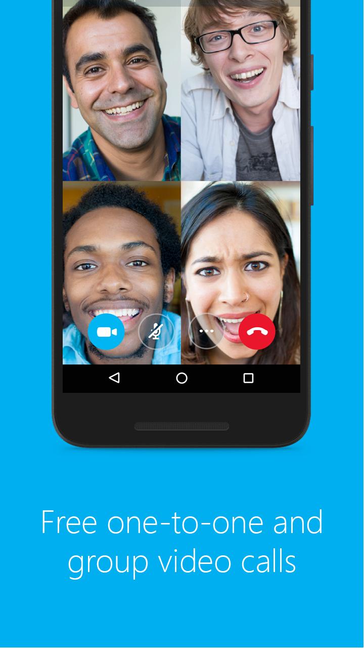 Skype - free IM & video calls screenshot #1