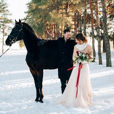 Wedding photographer Alina Khodaeva (hodaeva). Photo of 30.01.2017